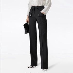 Stylish Burberry Black Pants